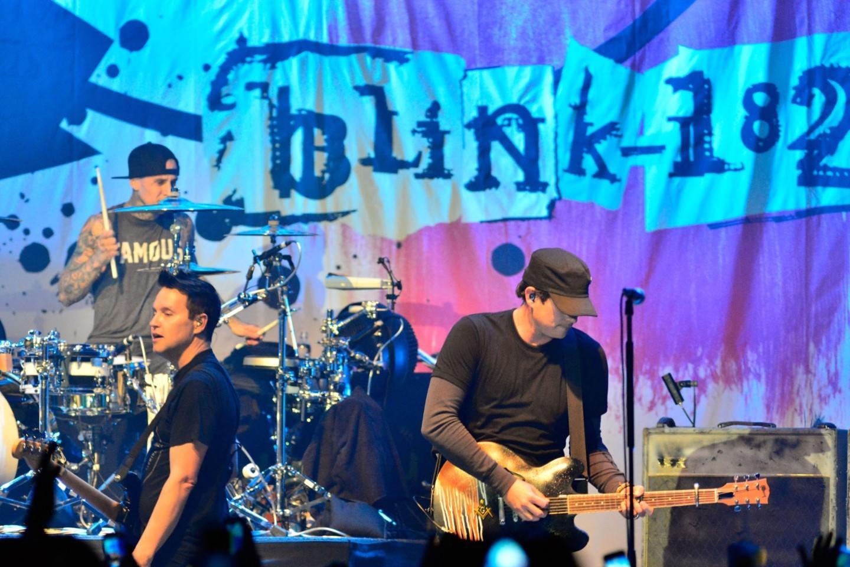Blink 182 концерт в москве 2018 когда