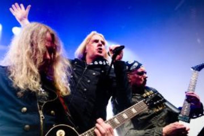 Scorpions tour 2018