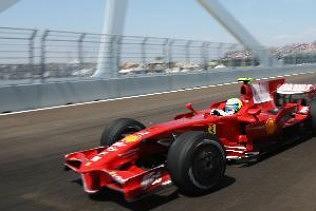 Austrian F1 GP