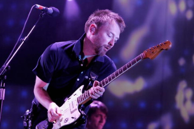 Radiohead Tour Facebook