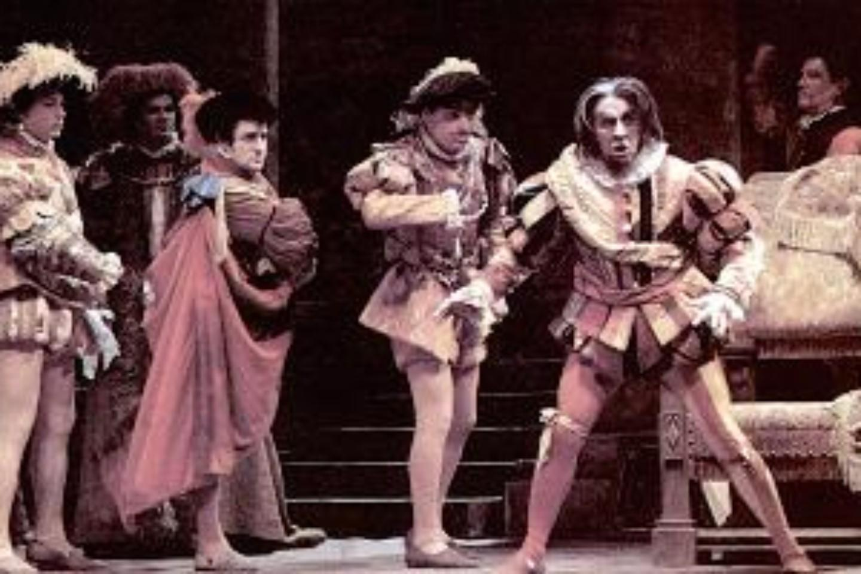 Rigoletto Tickets Buy Or Sell Tickets For Rigoletto Viagogo