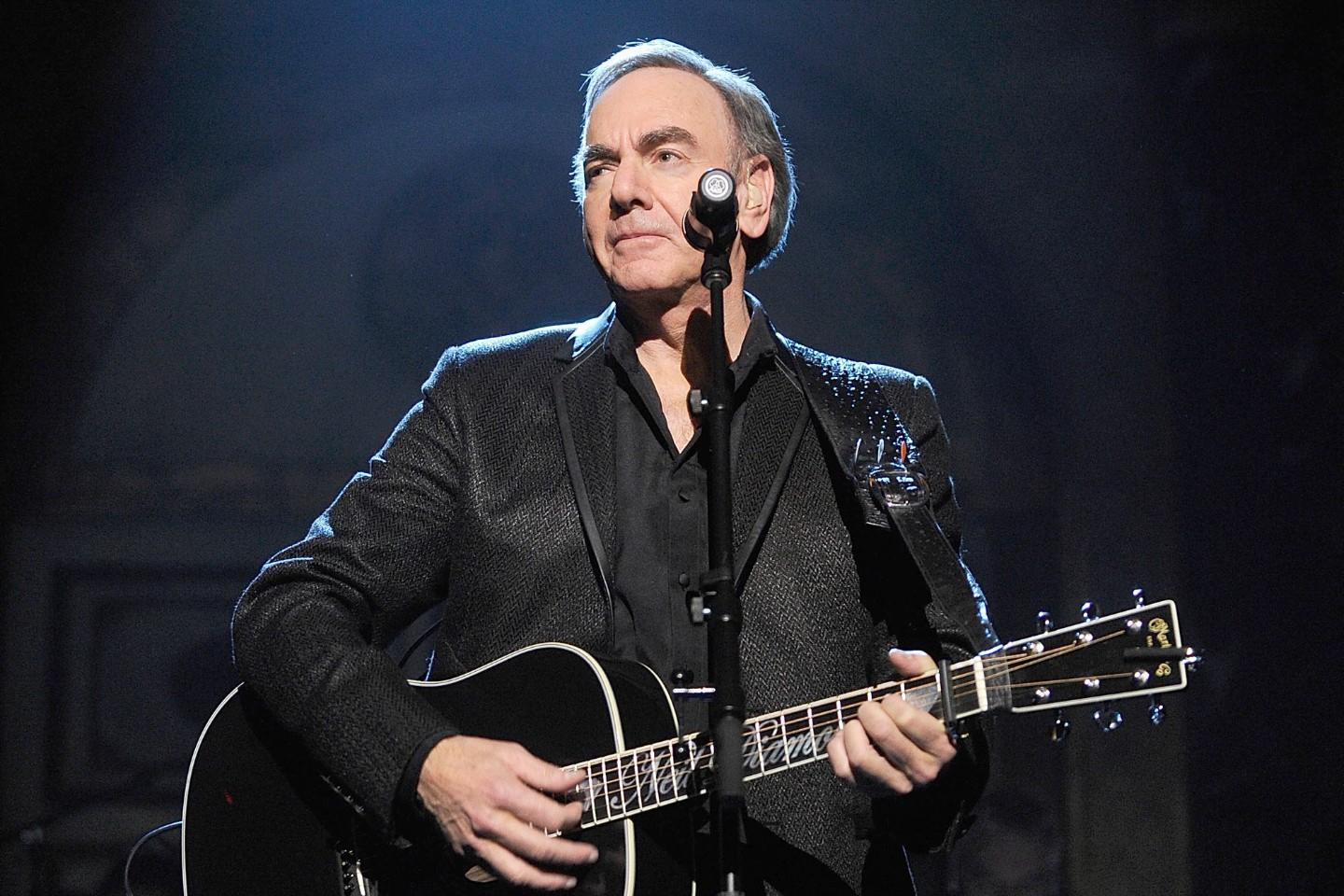 Neil Diamond Tour Dates Australia