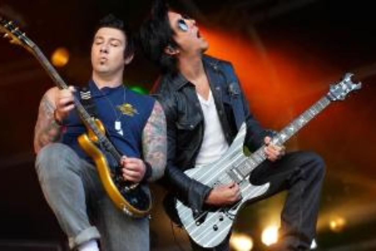 Avenged Sevenfold Tickets Avenged Sevenfold Tour 2018 And Concert