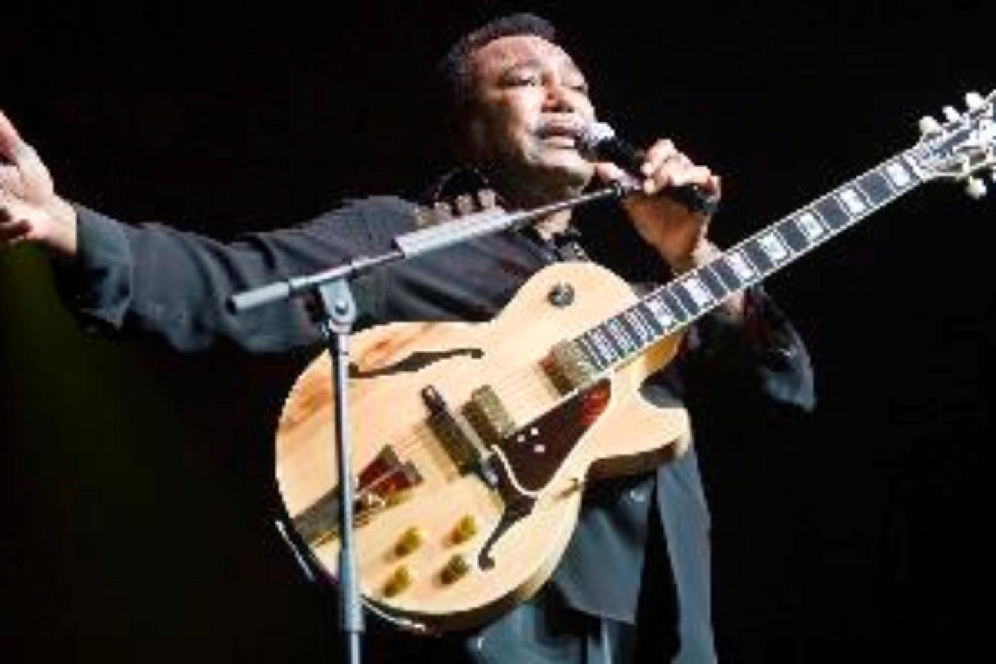 George Benson Tour Dates For