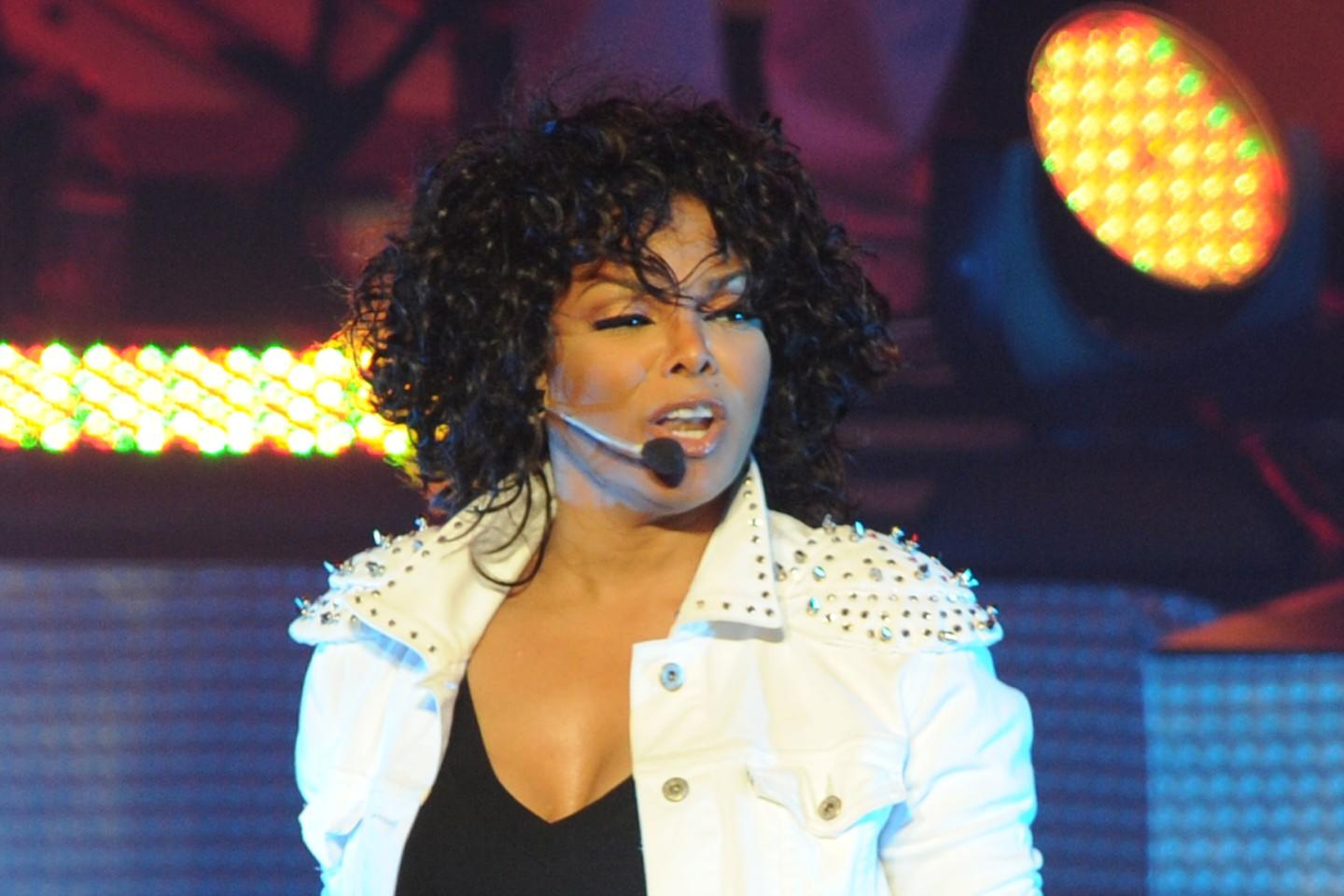 Janet Jackson All For You Tour Live