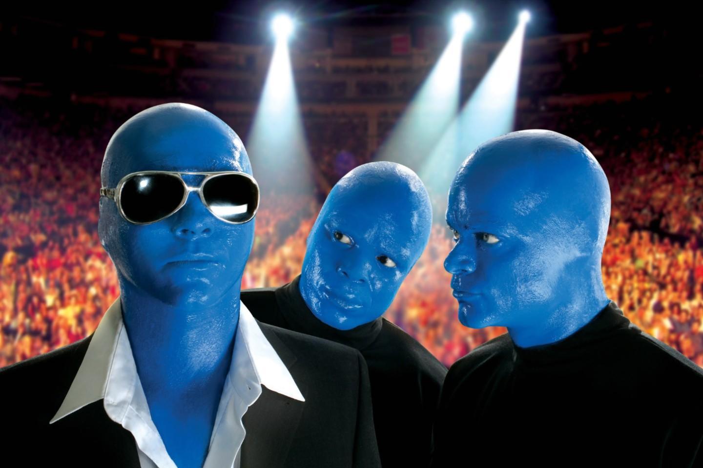 Blue Man Group World Tour Tickets Karten Für Blue Man Group