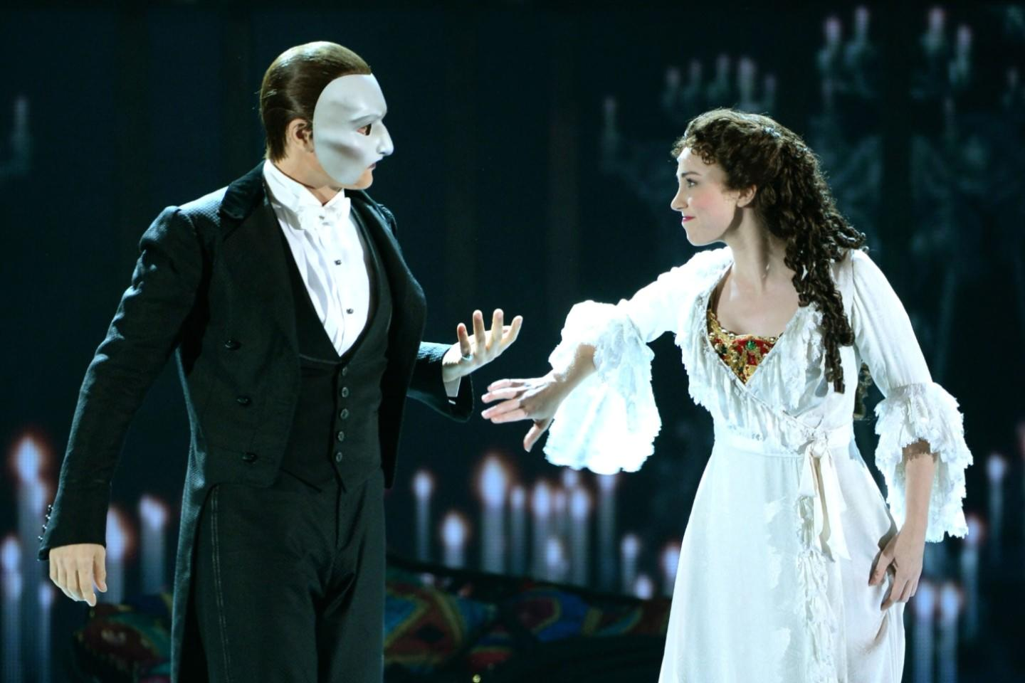 Phantom of the Opera - Tour Tickets - Buy and Sell Tickets