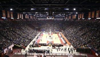 EA7 Emporio Armani Milan vs Unicaja - Euroleague Basketball 2017-18