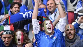 Italy vs Holland - International Friendly