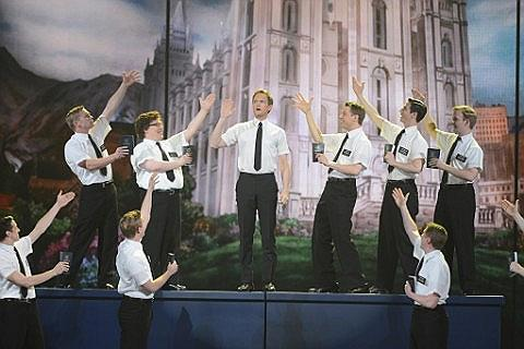 london musical book of mormon