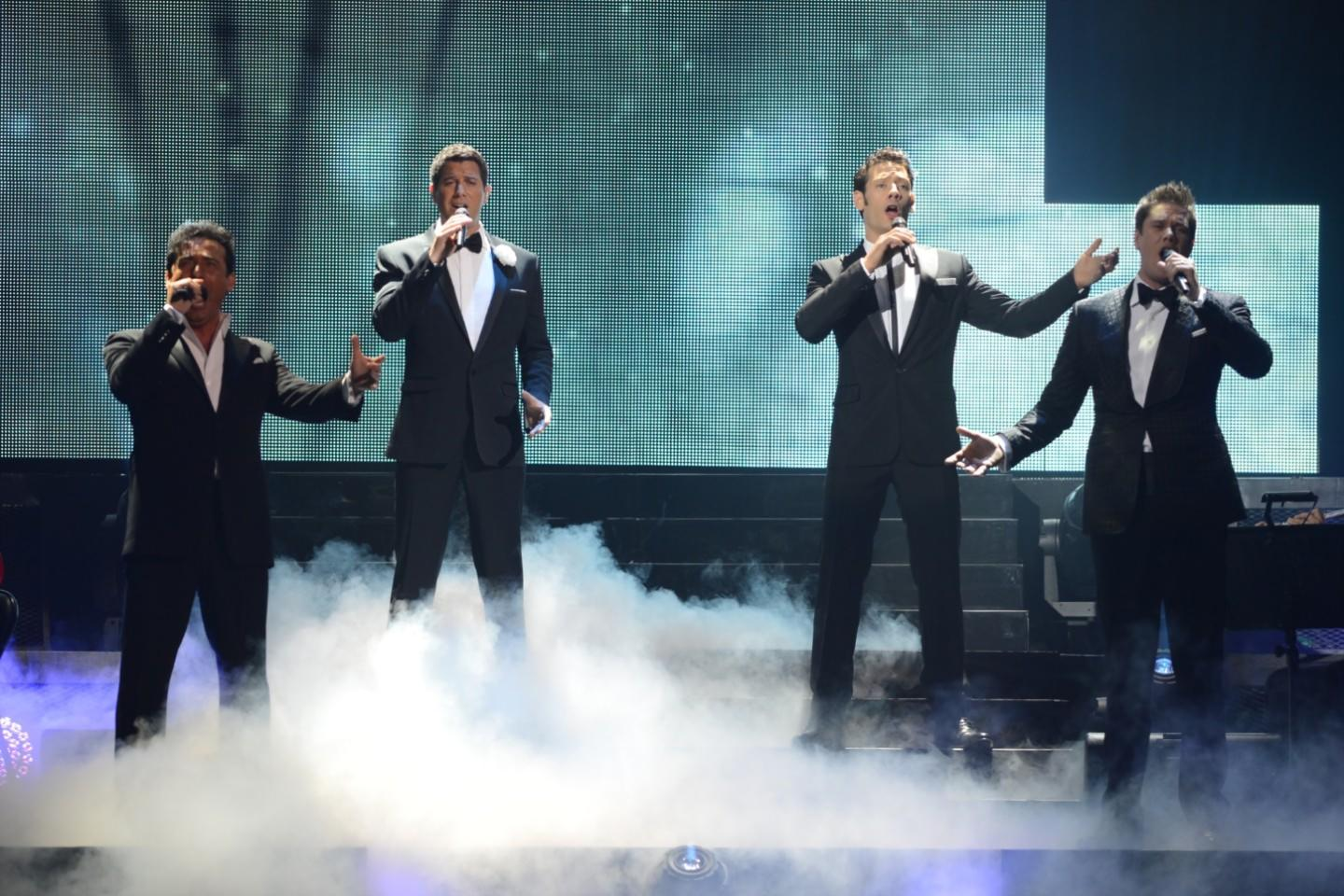 Il divo and katherine jenkins tickets il divo and - Il divo tour dates ...