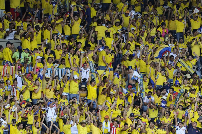 kolumbien fußball