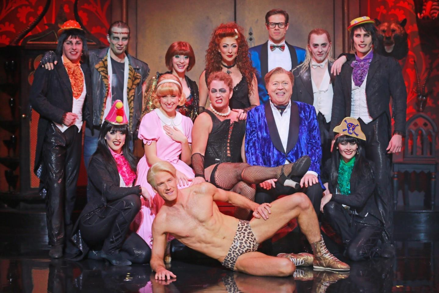 Rocky Horror Tour  Cast