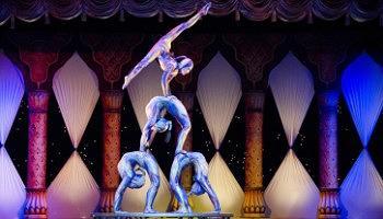 Cirque du Soleil - Amaluna - Rome