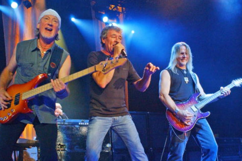 Deep Purple Tour Uk