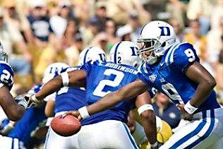 Duke Blue Devils Football