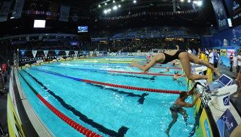 Internazionali Di Nuoto - Saturday - Roma
