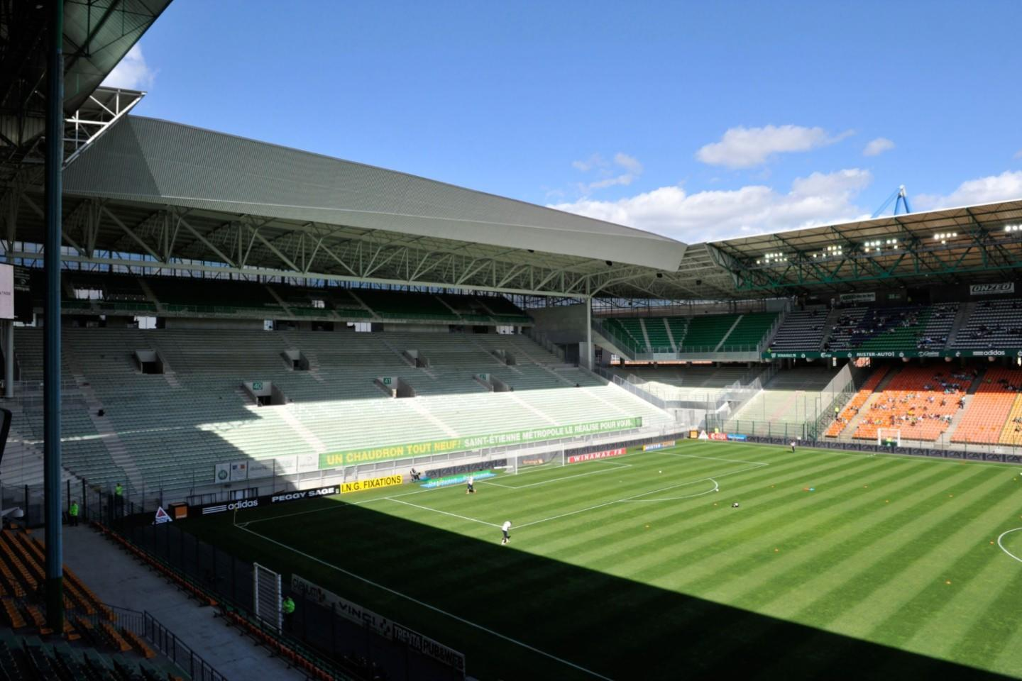 Image result for stade geoffroy-chichard