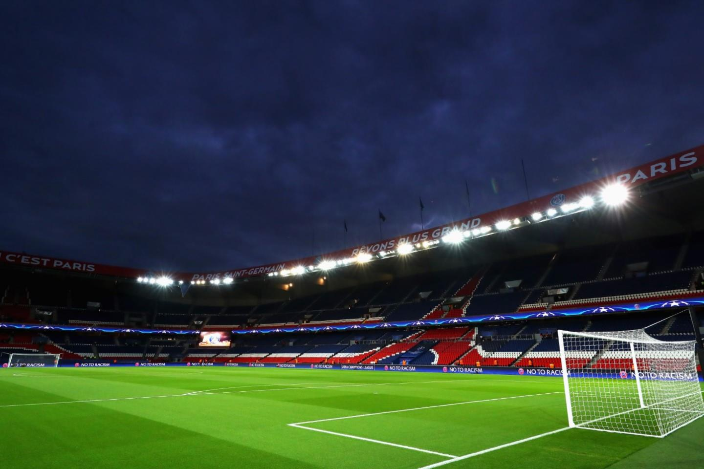 paris st germain stadion