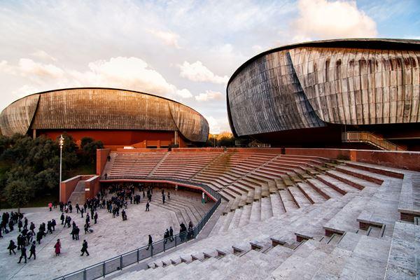 Sale Parco Della Musica Roma : Take that auditorium parco della musica auditorium cavea rome