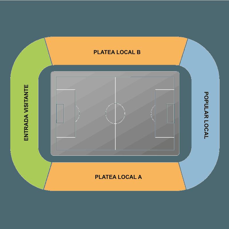 Estadio José Dellagiovanna