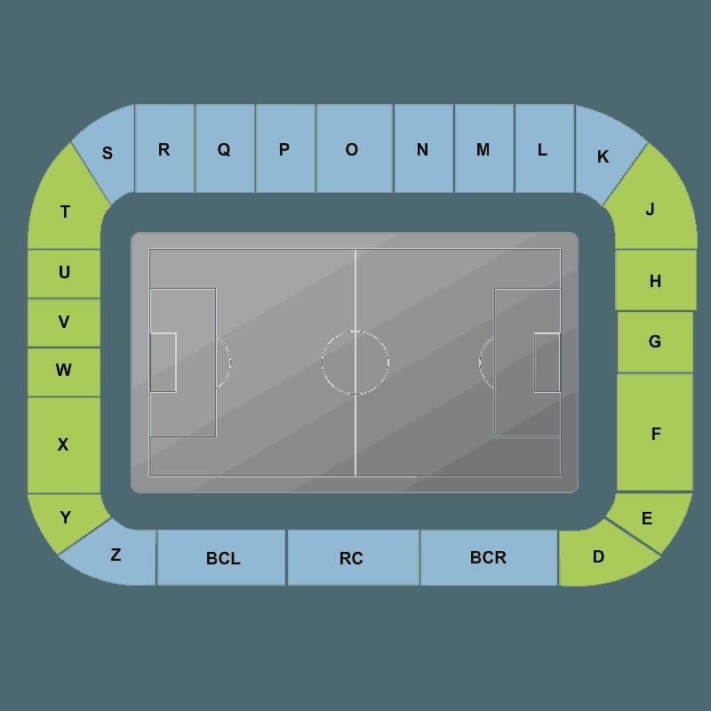 Cars Jeans Stadion (former Kyocera Stadion)